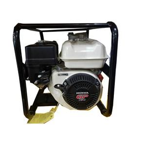 Dari Pompa Irigasi Air Bensin Honda SCR - 80 HP 3 dim  + Engine GP160  0