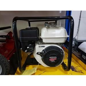 Dari Pompa Irigasi Air Bensin Honda SCR - 80 HP 3 dim  + Engine GP160  1
