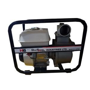 Dari Pompa Irigasi Air Bensin Honda SCR - 80 HP 3 dim  + Engine GP160  2