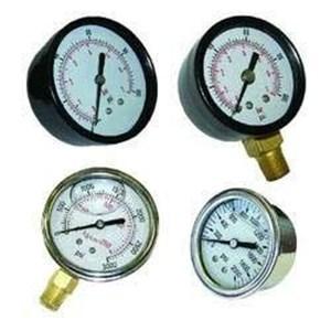 Dari Alat Ukur Tekanan Air - Distributor Pressure Gauge  0