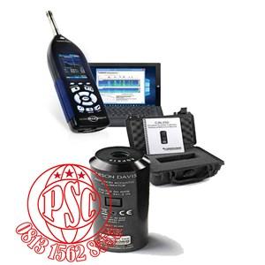 Dari Sound Level Meter Model 831C Larson Davis 0