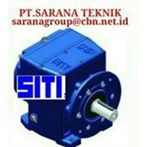 Dari SITI GEARBOX GEAR MTOR REDUCER PT. SARANA TEKNIK 0