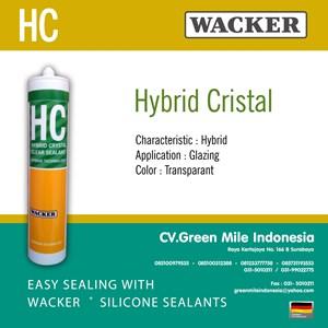 Dari Silikon Kaca Hybrid Crystal 0