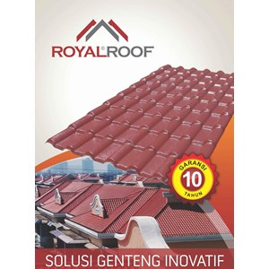 From Rooftile PVC Royal Roof 4