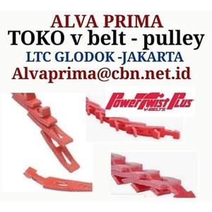 Dari POWERTWIST BELT STOKIST TOKO ALVA LTC GLODOG SUPER T LINK 0