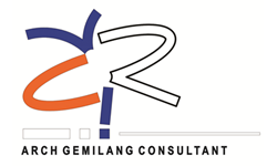 Logo PT  Arch Gemilang Consultant
