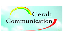 Logo CV. Cerah Communication