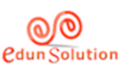 Logo CV. Edun Solution