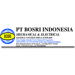 Bosri Indonesia  By PT Bosri Indonesia